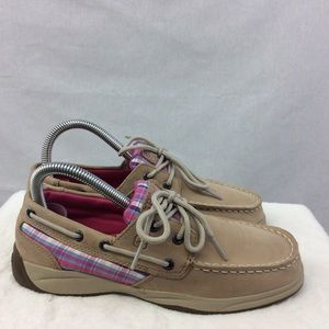 Sperry Intrepid Boat Shoe Size 4M